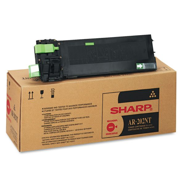 Sharp AR-202NT Black Toner Cartridge