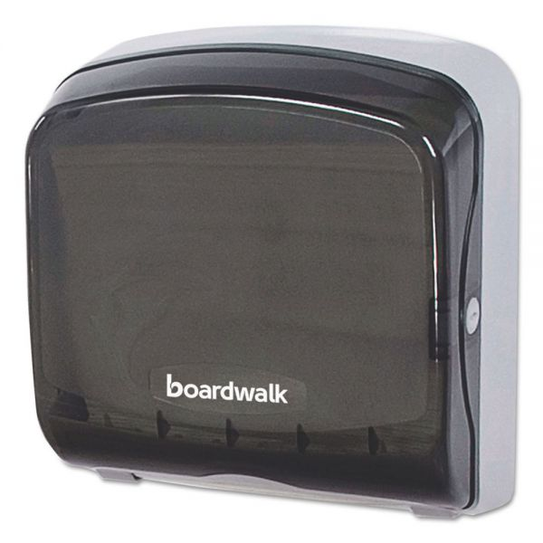 Boardwalk Mini Folded Paper Towel Dispenser