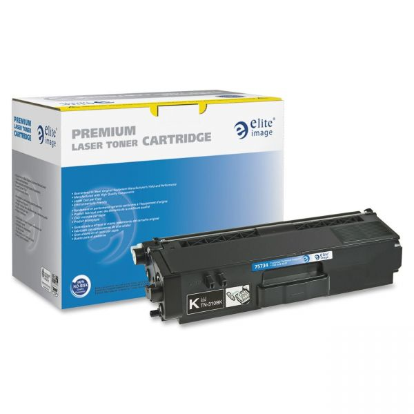 Elite Image Remanufactured Brother TN315BK Toner Cartridge