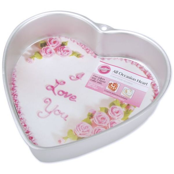 Wilton Deep Heart Cake Pan