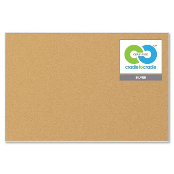 Balt Eco-Friendly Cork Bulletin Board