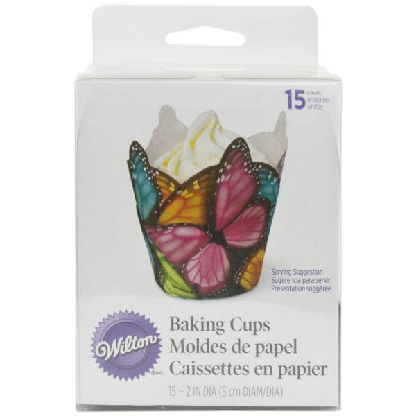 Specialty Baking Cups