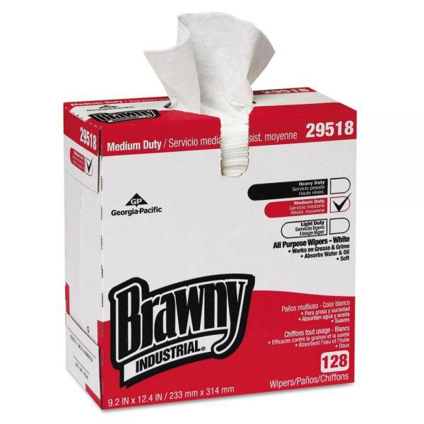 Brawny Industrial Medium-Duty Wipers