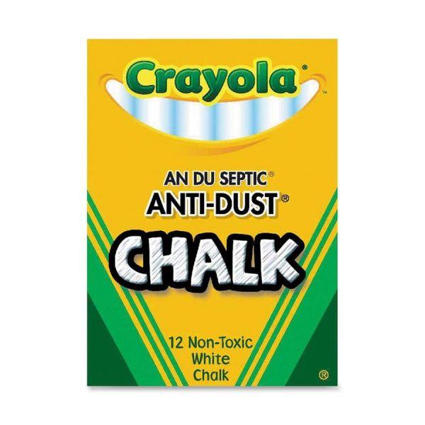 Crayola Anti-Dust Chalk