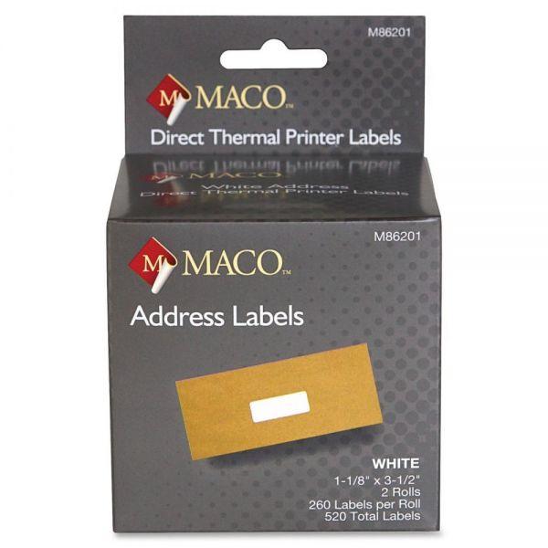 Maco Address Labels