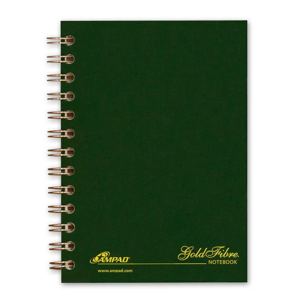 Ampad Gold Fibre Personal Compact Notebook