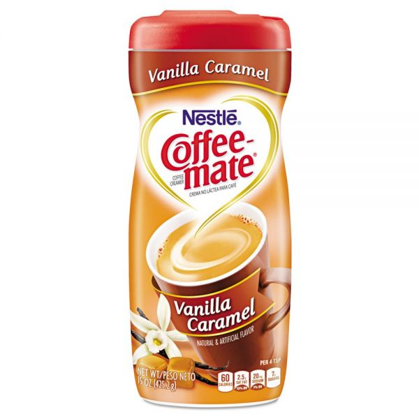 Coffee-mate Vanilla Caramel Powdered Coffee Creamer
