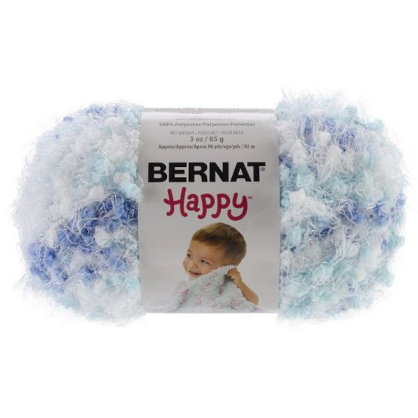 Bernat Happy Yarn - Summer Sky