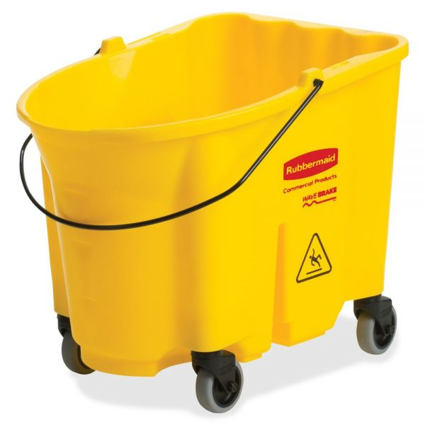 Rubbermaid Commercial 35-qt WaveBrake Mop Bucket
