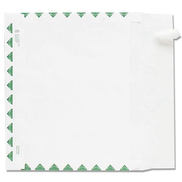 Survivor Tyvek Book Expansion Mailer, First Class, 10 x 13 x 2, White, 100/Carton