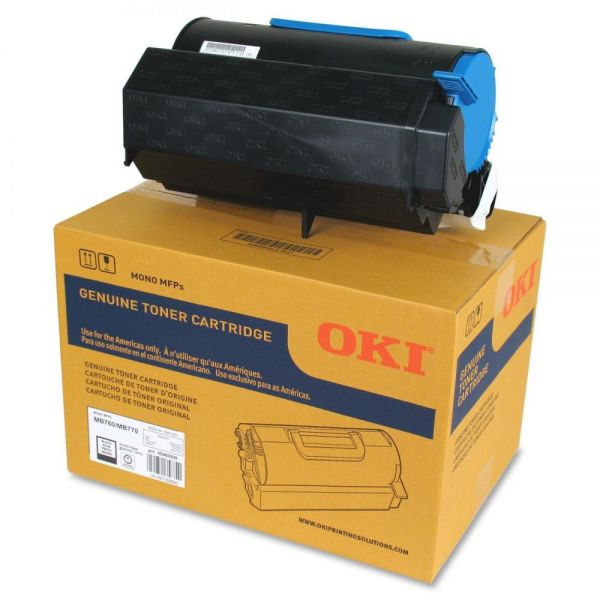 Oki 45460509 Black Toner Cartridge