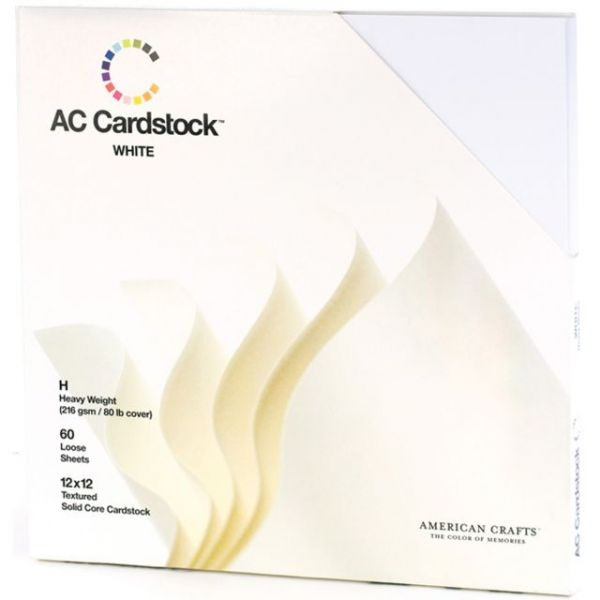 American Crafts Cardstock Pack