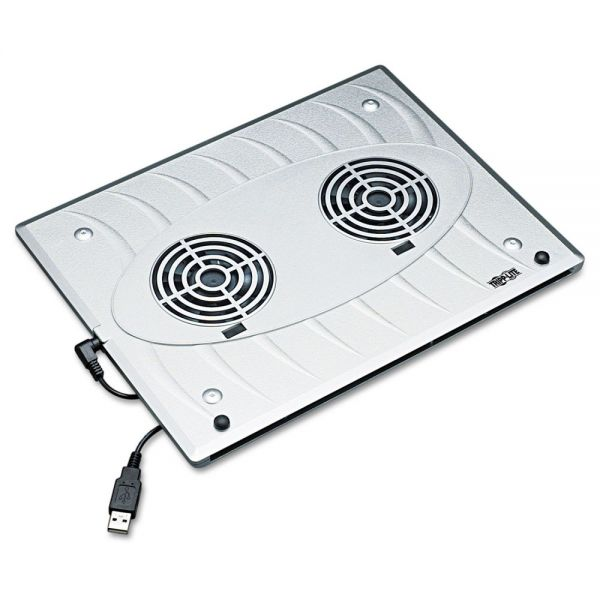 Tripp Lite Laptop Cooling Stand, Silver