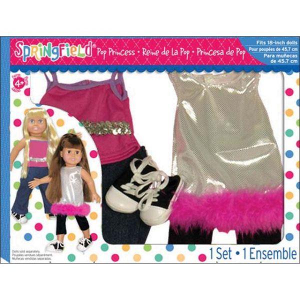 Springfield Collection Pop Princess Set