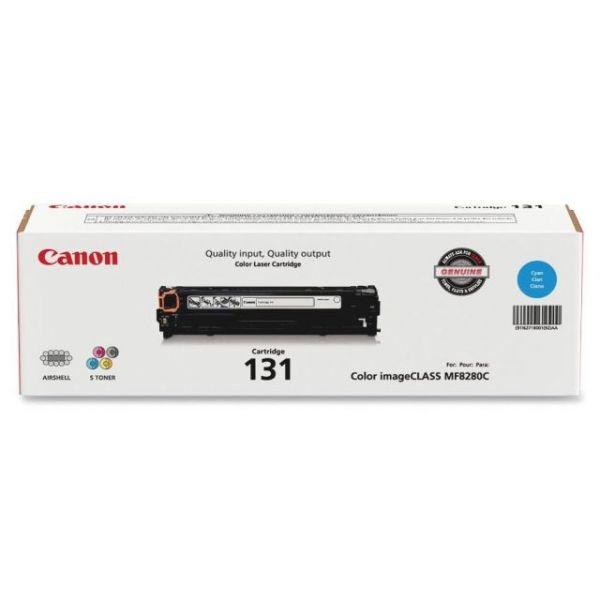 Canon 131 Cyan Toner Cartridge (6271B001AA)