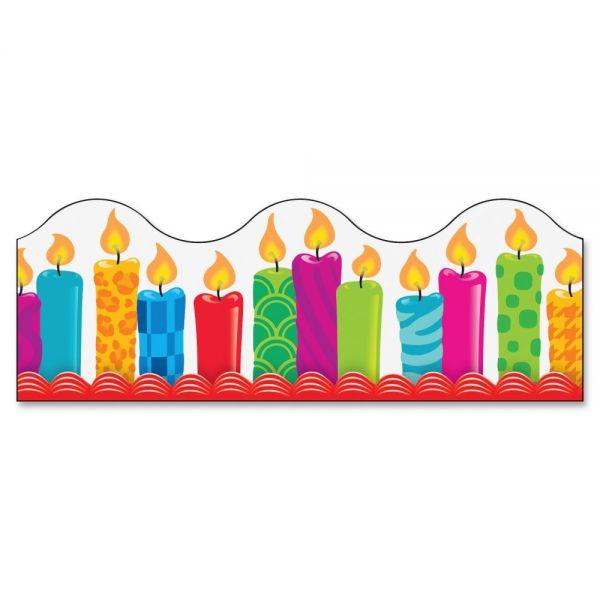 Trend Birthday Candles Terrific Trimmers