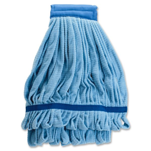 Genuine Joe Microfiber Wet Mop Head