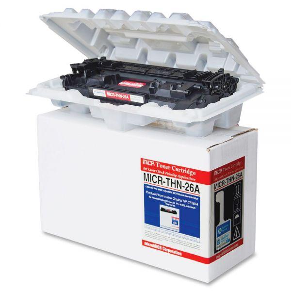 Micromicr Remanufactured HP 26A MICR Toner Cartridge