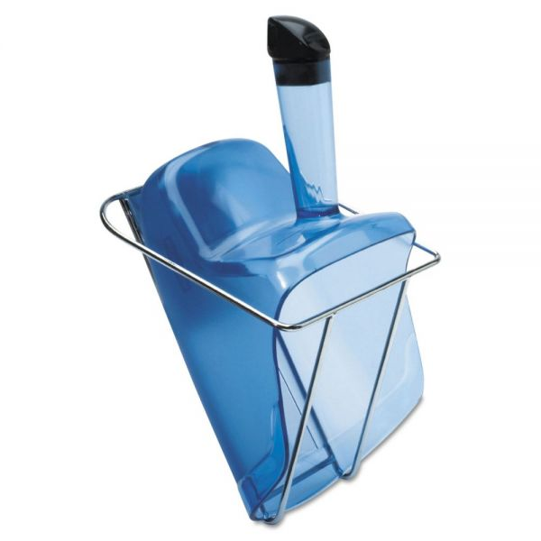 Rubbermaid Commercial Hand-Guard Scoop with Holder