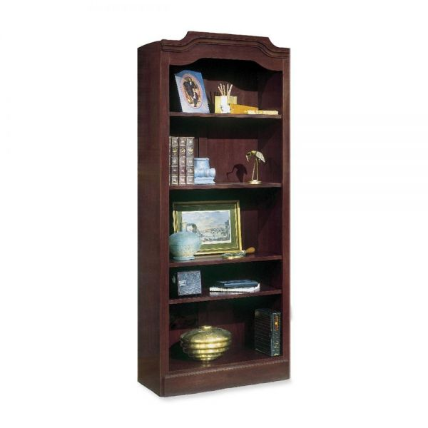 DMi Governor's Open 5-Shelf Bookcase