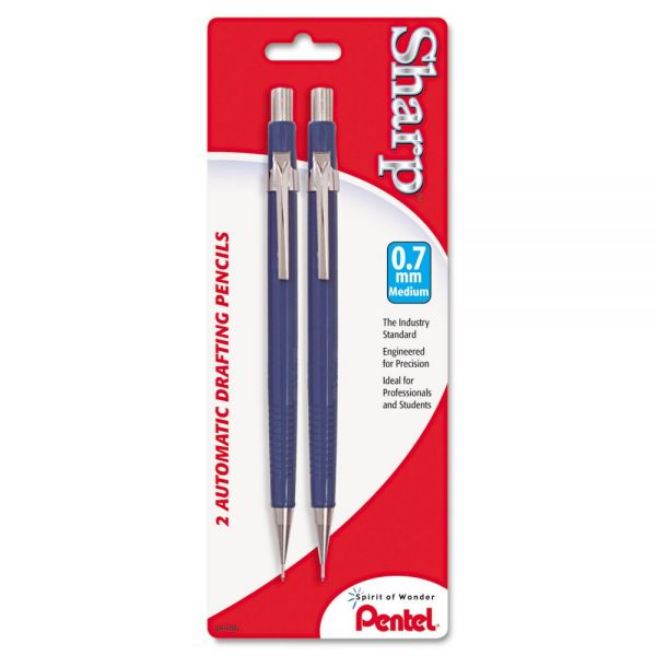 Pentel Sharp 0.7 Mechanical Pencils