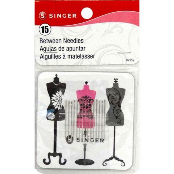 Betweens Needles W/Storage Magnet