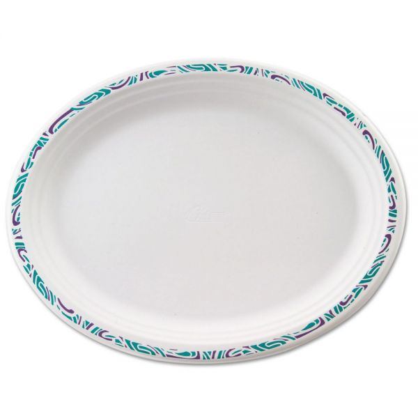 Chinet Classic Paper Platters
