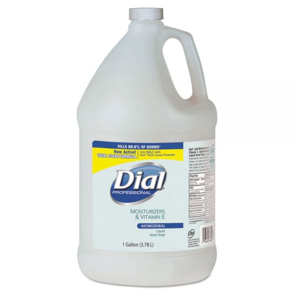 Dial Antimicrobial Liquid Hand Soap Refill