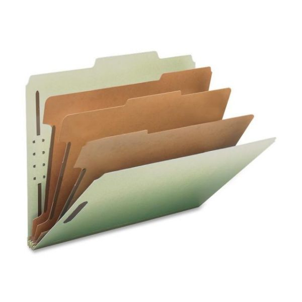 Nature Saver Pressboard Classification Folders