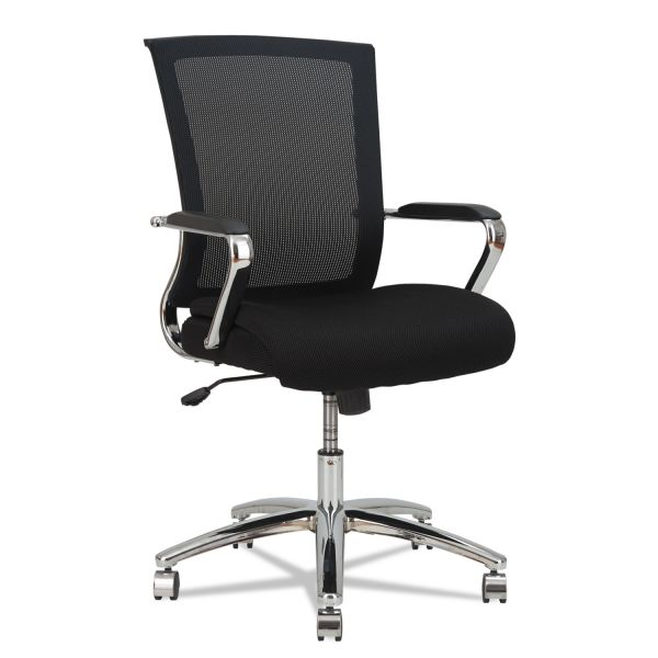 Alera ENR Series Mid-Back Slim Profile Mesh Office Chair