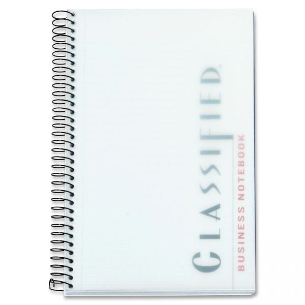 TOPS Docket Gold Classified Business Notebooks