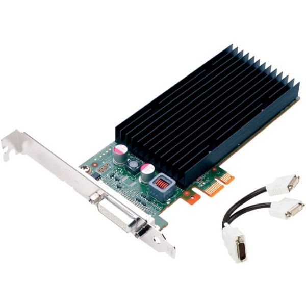 PNY VCNVS300X1-PB Quadro 300 x1 Graphic Card - 512 MB DDR3 SDRAM - PCI Express 2.0 x1 - Single Slot Space Required
