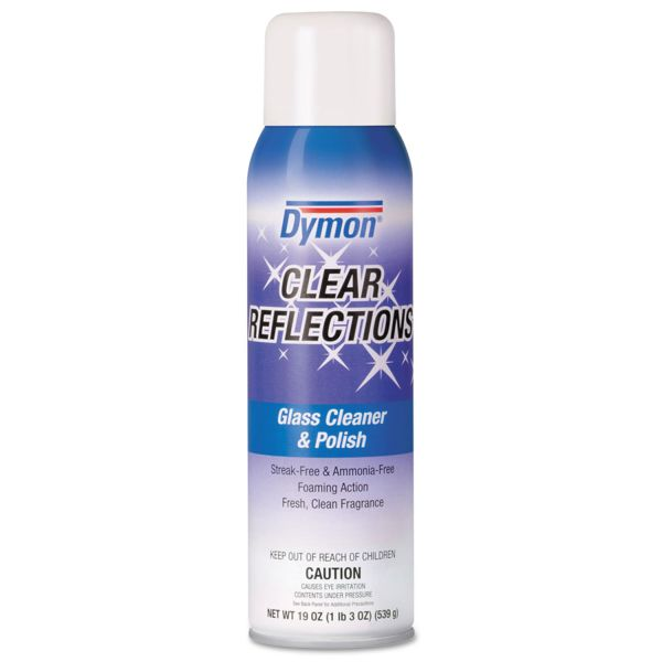 Dymon Clear Reflections Glass Cleaner & Polish