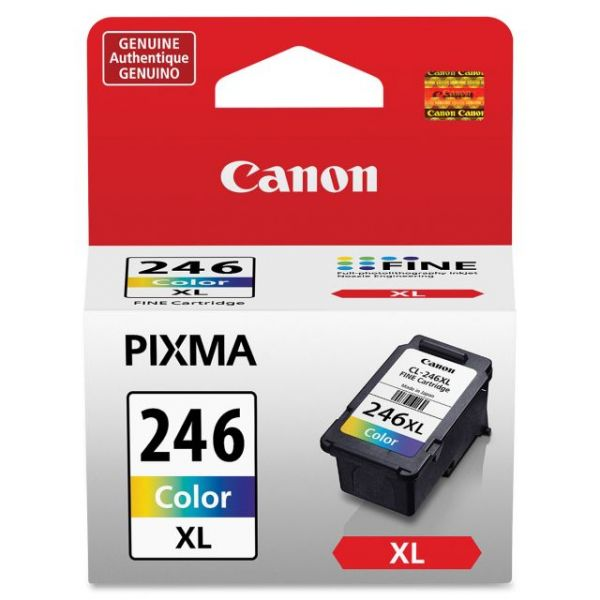 Canon CL-246XL Tri-Color Ink Cartridge (8280B001)