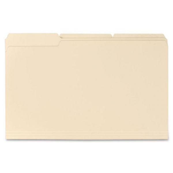 Sparco Top Tab File Folders