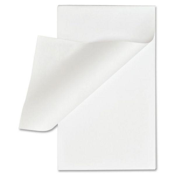 Business Source Plain Memo Pads