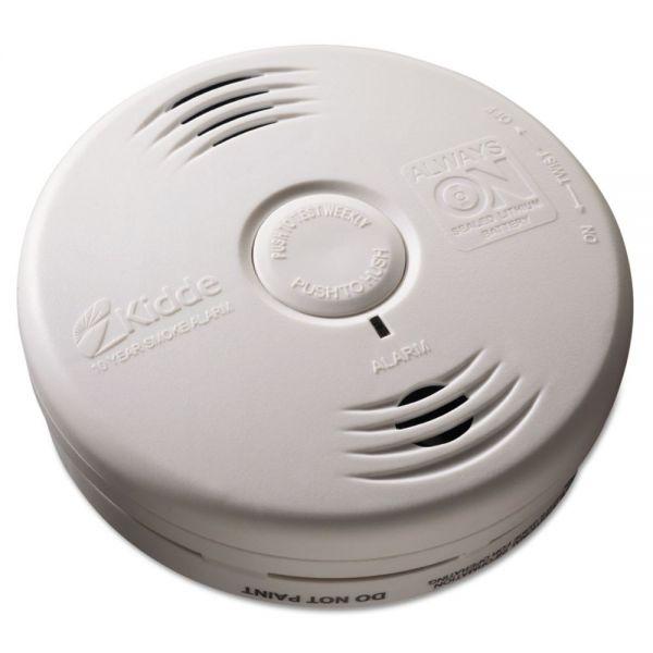 Kidde Bedroom Smoke Alarm With Voice Alarm