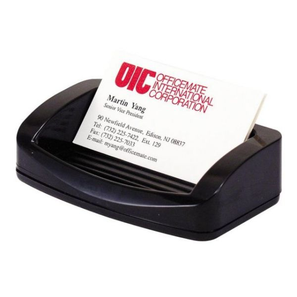 OIC 2200 Series Business Card/Clip Holder