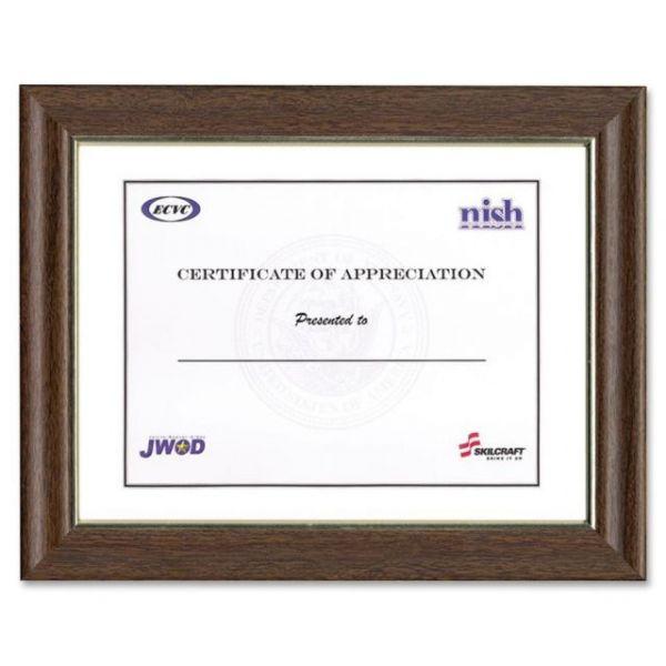 SKILCRAFT Picture/Certificate Frame