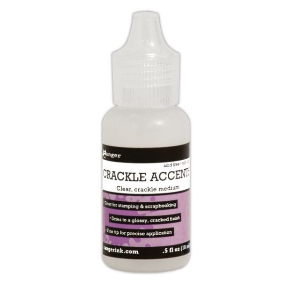Inkssentials Mini Crackle Accents .5fl oz