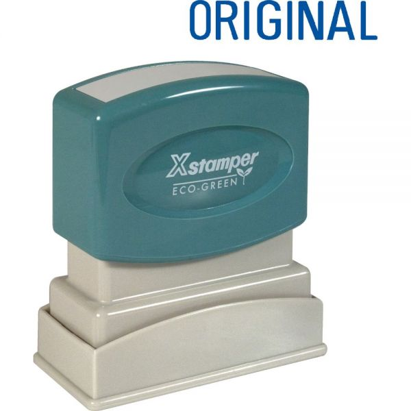 Xstamper ORIGINAL Title Stamp