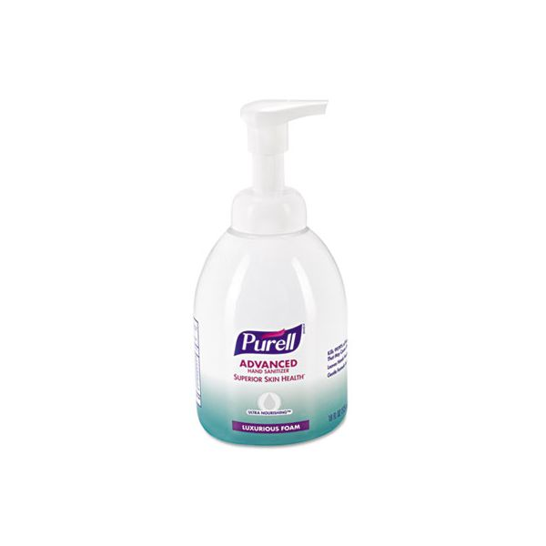 PURELL Advanced Ultra Nourishing Foam Hand Sanitizers