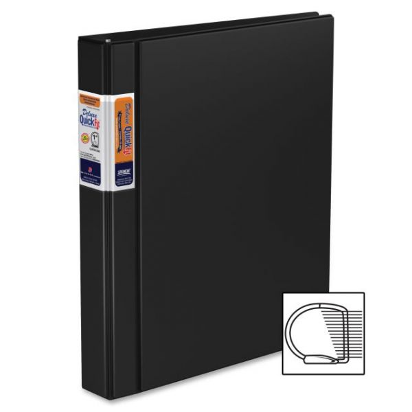 "Stride Quick Fit 1"" 3-Ring Binder"