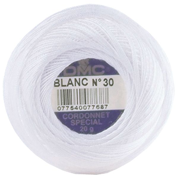 DMC Cordonnet Cotton Crochet Thread