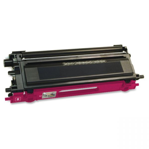 West Point Products Remanufactured Brother TN-115M Magenta Toner Cartridge