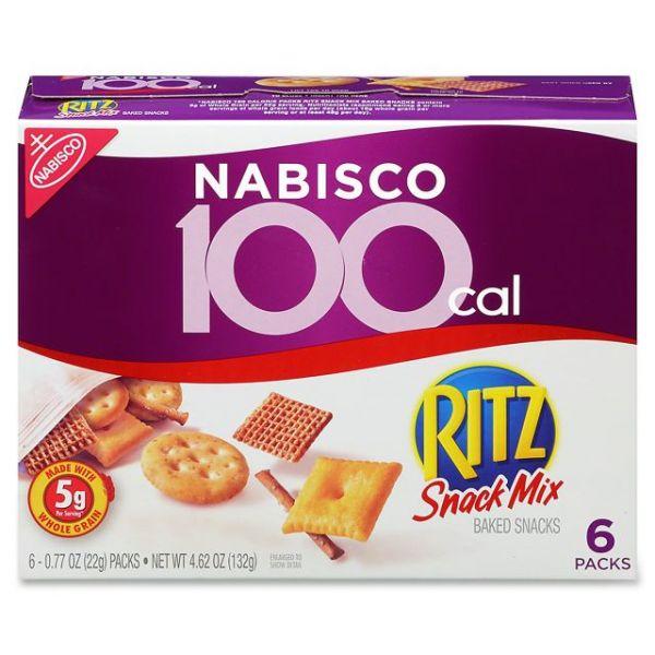 Nabisco 100-Cal Ritz Snack Packs