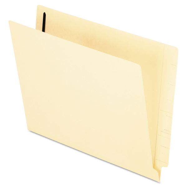 Pendaflex Manila End Tab File Folders With Fasteners