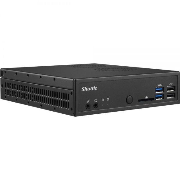 Shuttle XPC DH110 Barebone System Slim PC - Intel H110 Express Chipset - Socket H4 LGA-1151