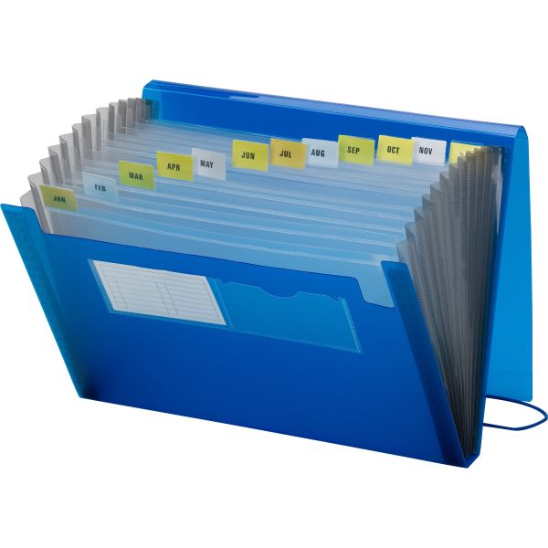Smead Poly Expanding File