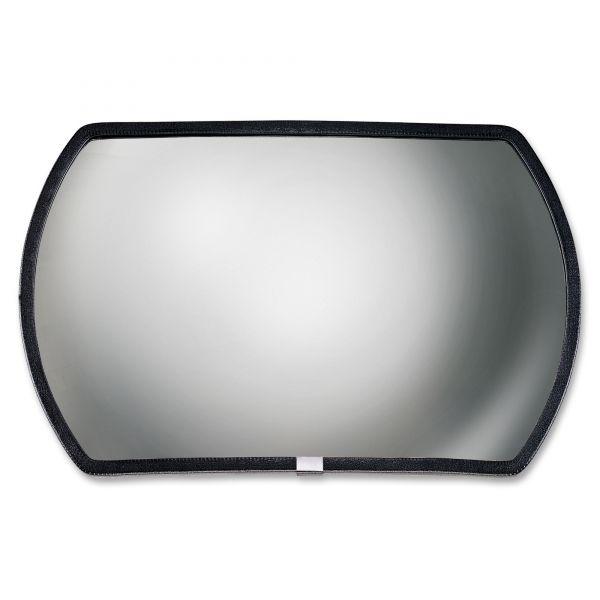See All Round Rectangular Convex Detection Mirror
